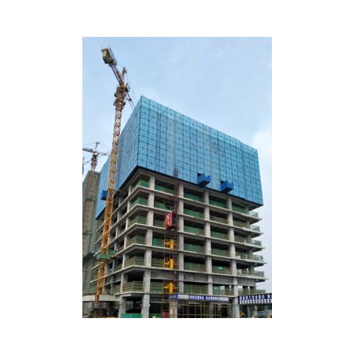 Guangzhou zhongxin knowledge city yichuang square (longyuan construction)